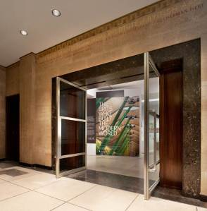 The new Architecture Gallery at The RIBA