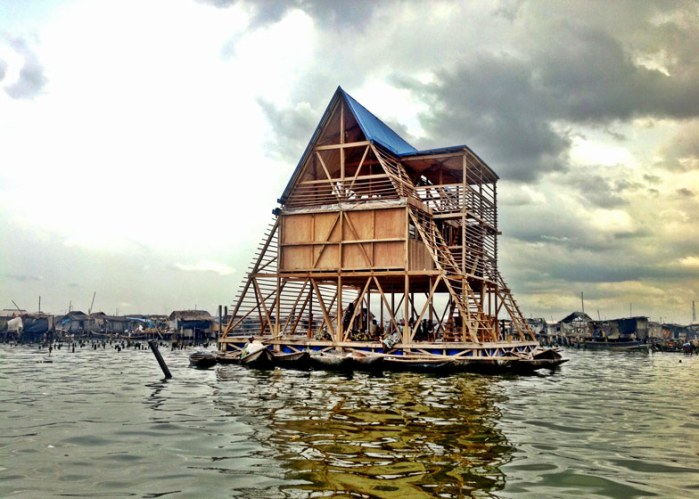 Nigeria, Lagos NLE Makoko Floating School 2012-13_1